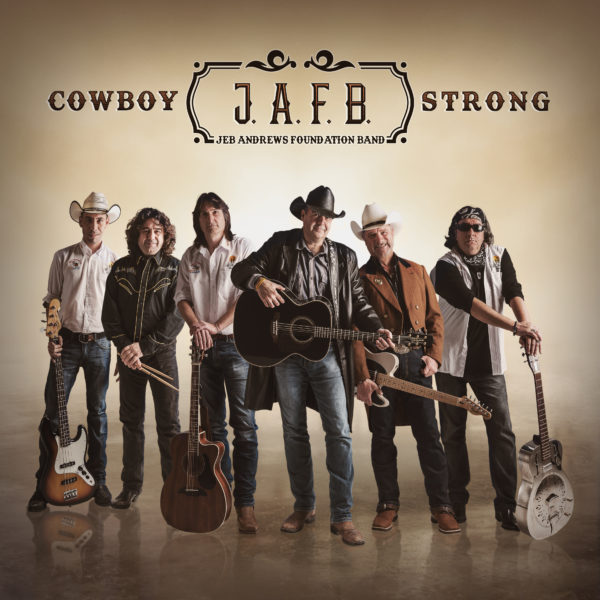 Jeb Andrews Foundation - Cowboy Strong